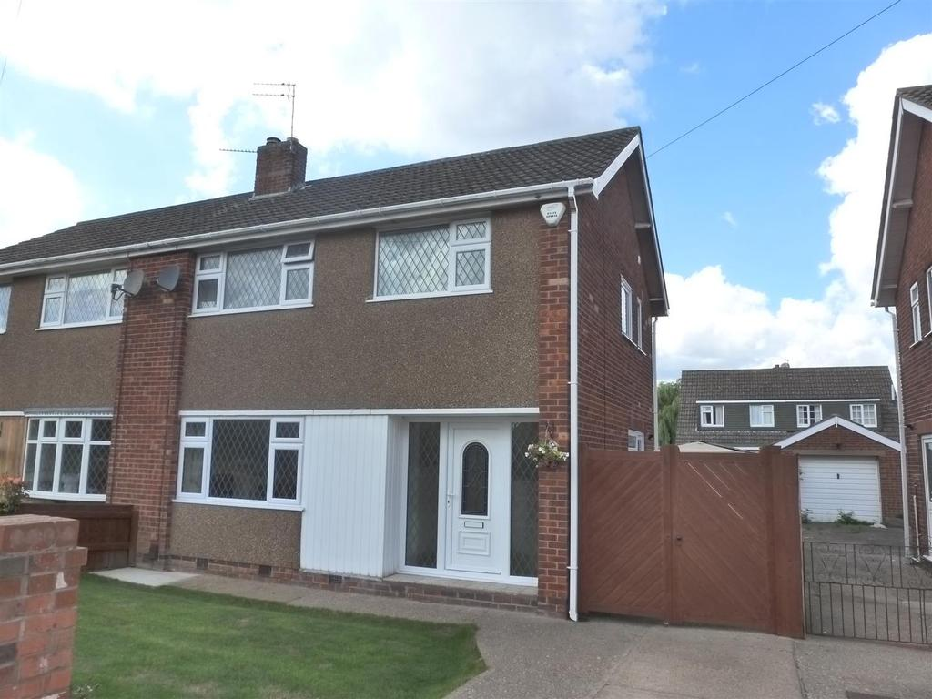 3 Bedrooms Semi Detached House for sale in Brampton Way, Cleethorpes