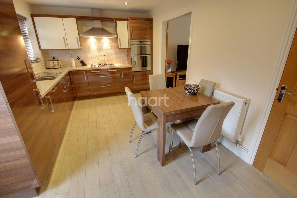 4 Bedrooms Detached House for sale in Cork Lane, Glen Parva, Leicester