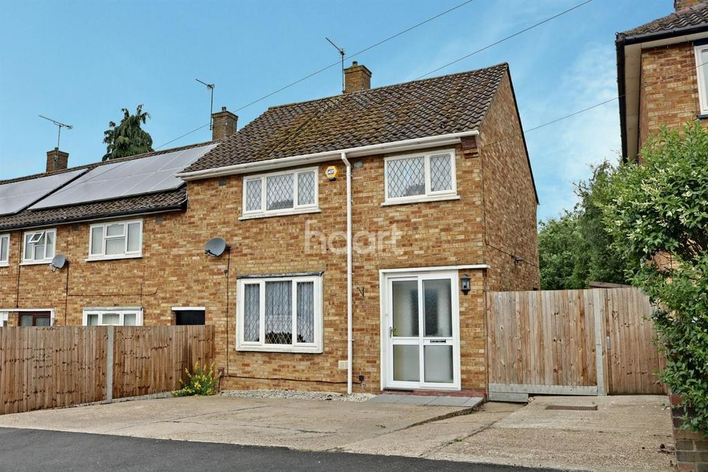 3 Bedrooms End Of Terrace House for sale in Potential to Extend