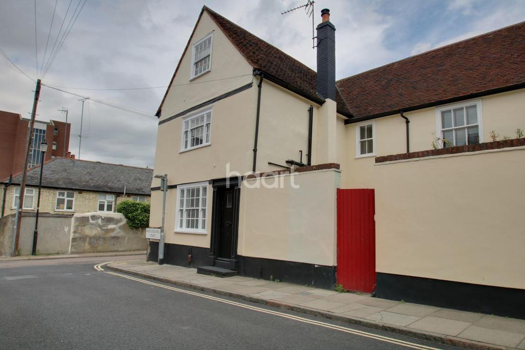 4 Bedrooms Semi Detached House for sale in West Stockwell Street, Colchester, CO1