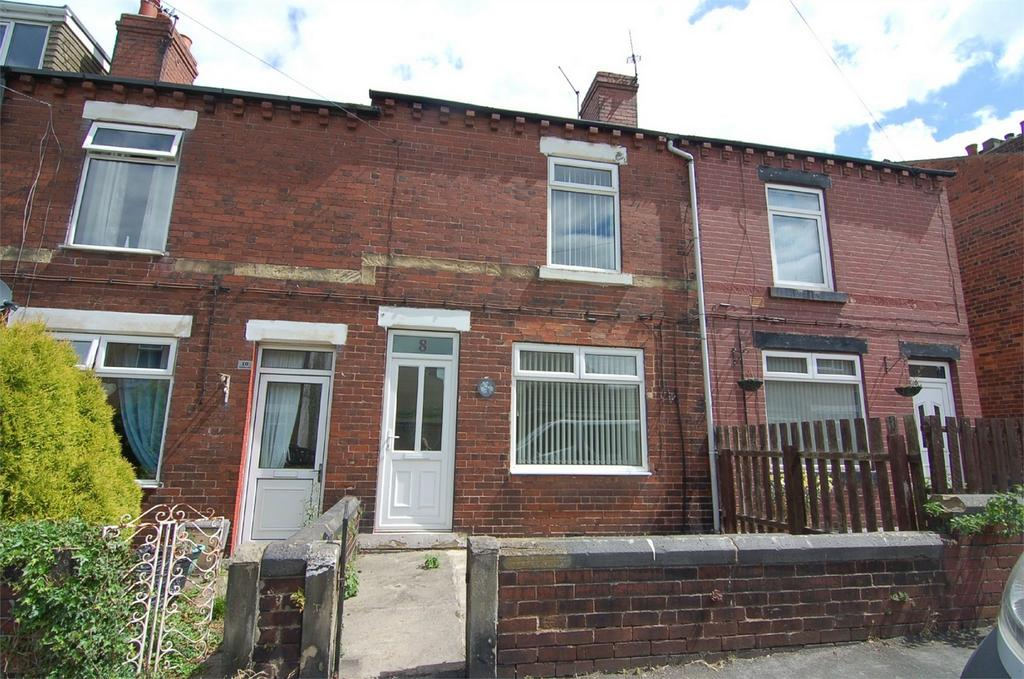 2 Bedrooms Terraced House for sale in Northgate, South Hiendley, BARNSLEY, West Yorkshire