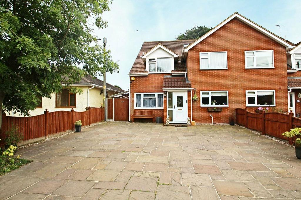 5 Bedrooms Semi Detached House for sale in Priory Road, Bicknacre