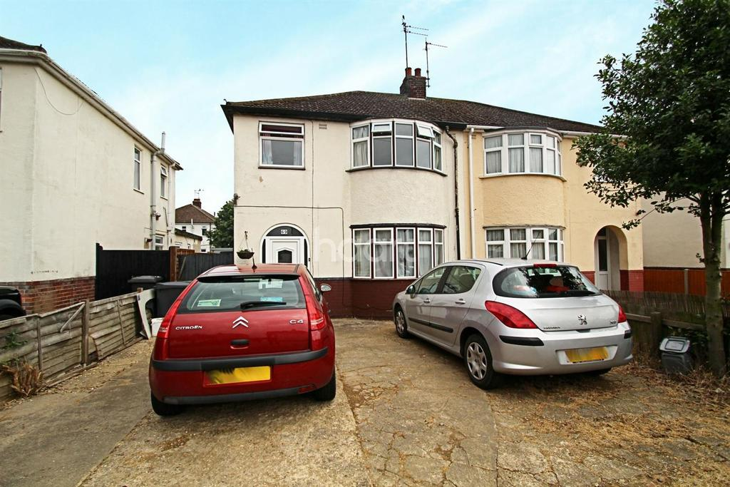 3 Bedrooms Semi Detached House for sale in Southfields Drive, Stanground