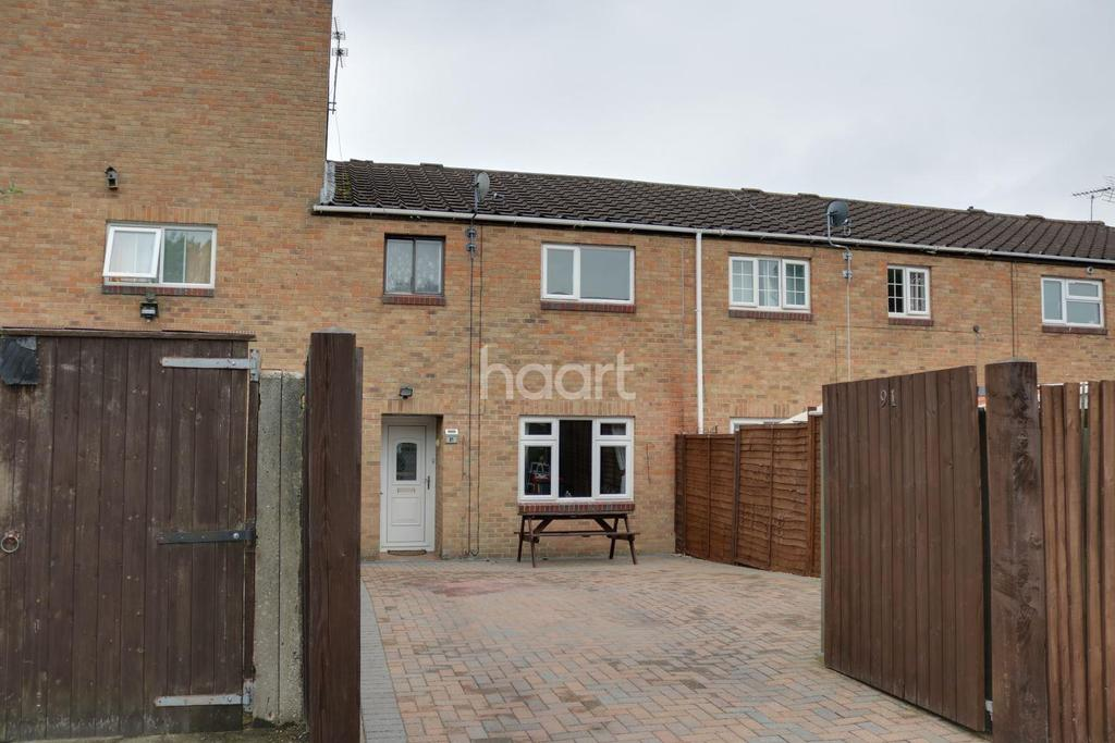 3 Bedrooms Terraced House for sale in Beaulieu Close, Swindon, Wiltshire
