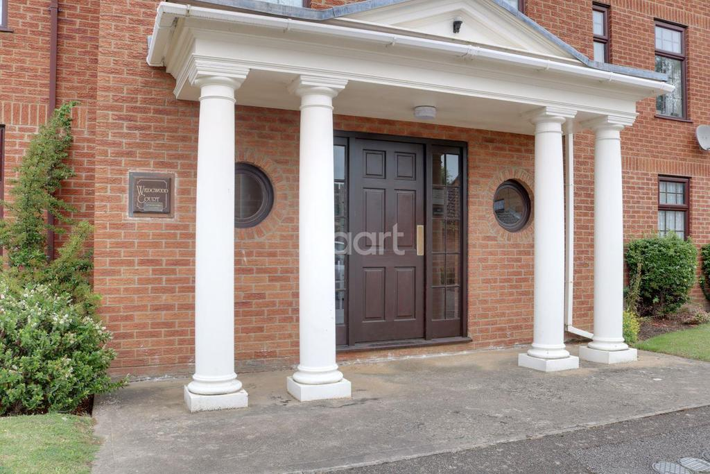 1 Bedroom Flat for sale in Wedgwood Court, Wisbech