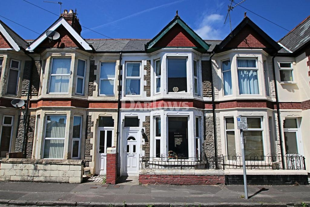 3 Bedrooms Terraced House for sale in Tyn-Y-Coed Place, Roath, Cardiff