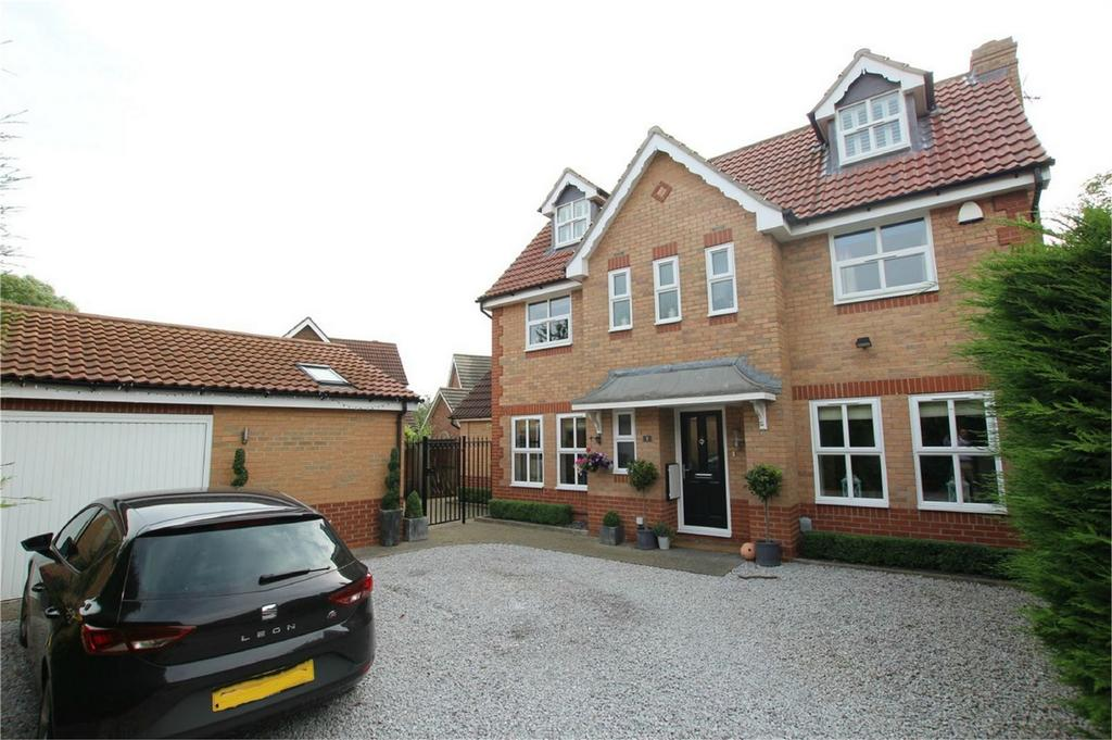 5 Bedrooms Detached House for sale in The Haven, Broadgates, Walkington, East Riding of Yorkshire