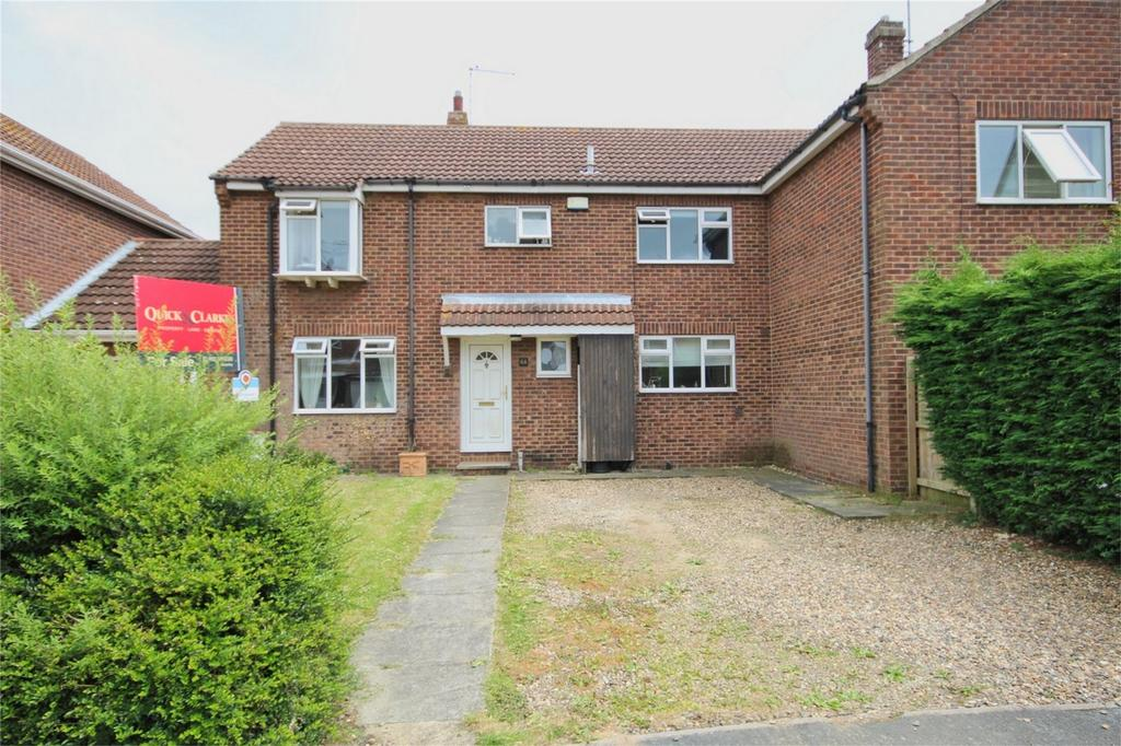 4 Bedrooms Semi Detached House for sale in Scotts Garth Close, Tickton, East Riding of Yorkshire