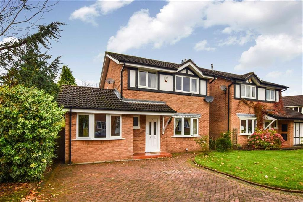 3 Bedrooms Detached House for sale in Tweed Close, Altrincham, Cheshire, WA14