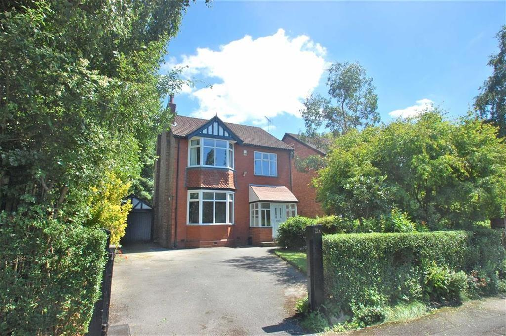 3 Bedrooms Detached House for sale in Egerton Road, Davenport, Cheshire