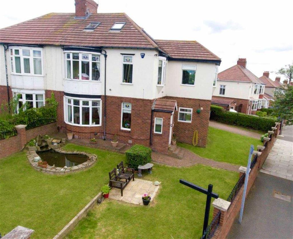 5 Bedrooms Semi Detached House for sale in King George Road, South Shields, South Shields