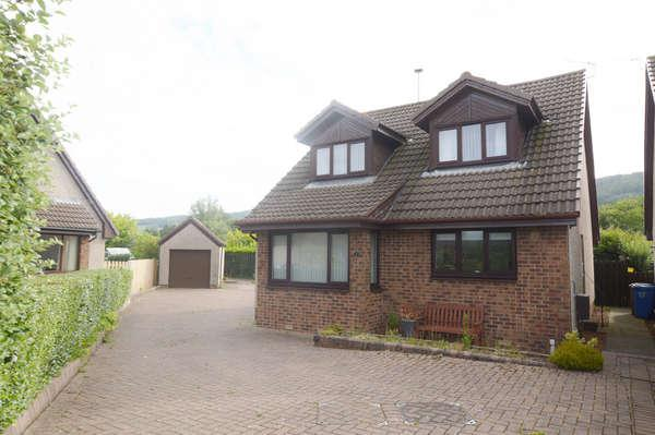 4 Bedrooms Detached House for sale in 9 Marine Court, Fairlie, Largs, KA29 0BN