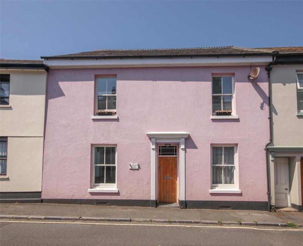 4 Bedrooms Terraced House for sale in Ebrington Street, Kingsbridge, Devon, TQ7
