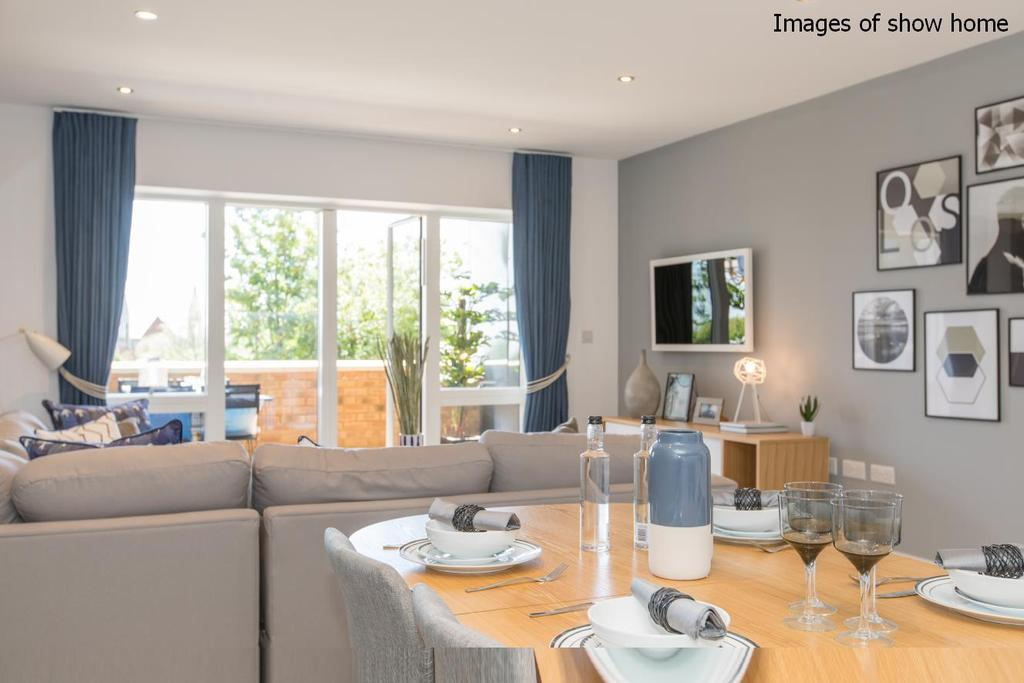 3 Bedrooms Flat for sale in Sylvan Hill, Crystal Palace, SE19
