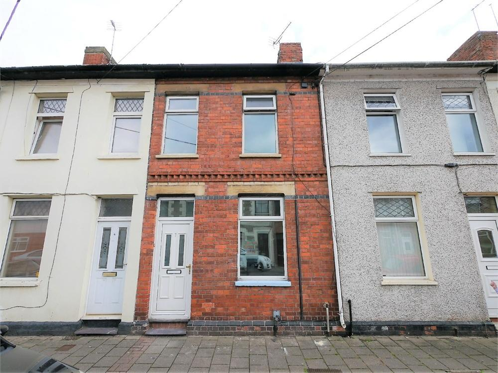 3 Bedrooms Terraced House for sale in Pill Street, Cogan