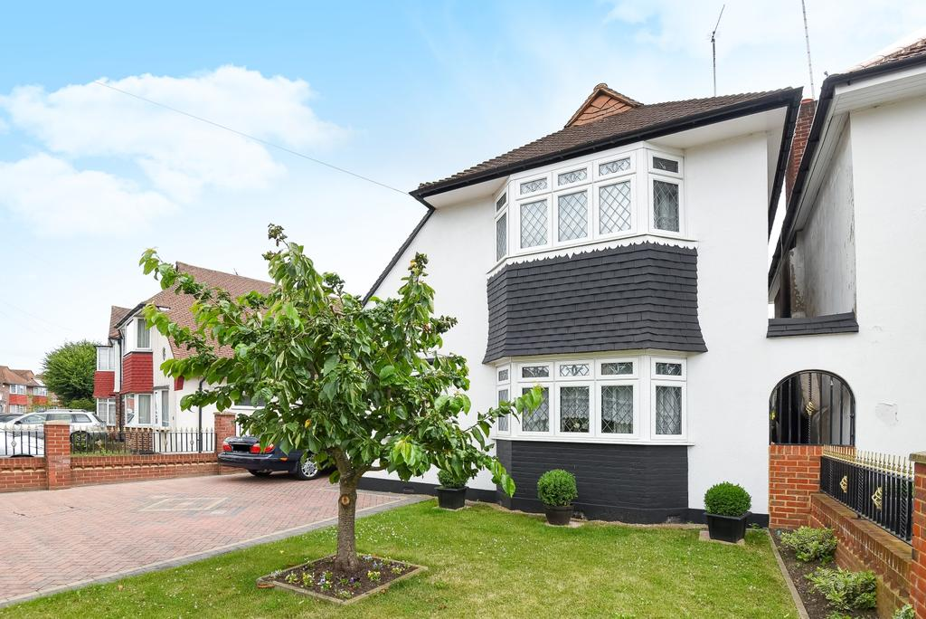 4 Bedrooms Link Detached House for sale in Woodham Road Catford SE6