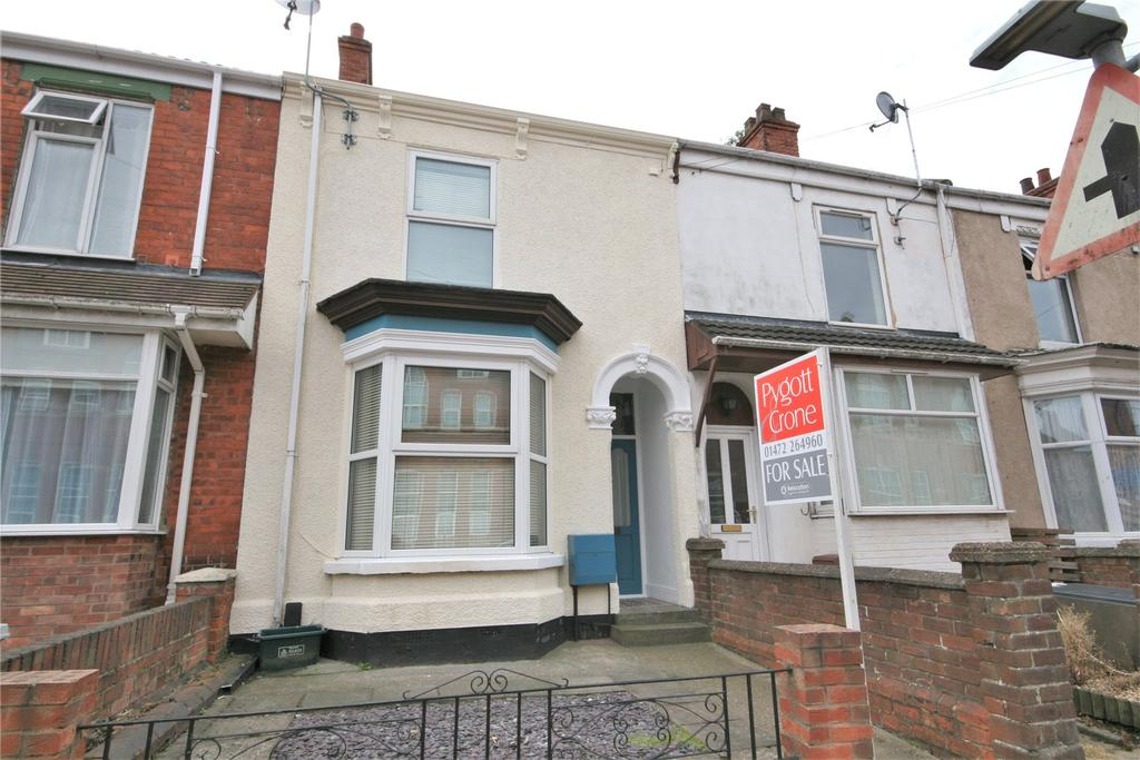 3 Bedrooms Terraced House for sale in Welholme Road, Grimsby, DN32