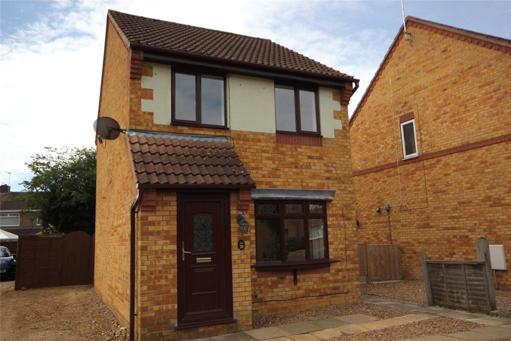 3 Bedrooms Detached House for sale in Truro Close, Sleaford, NG34
