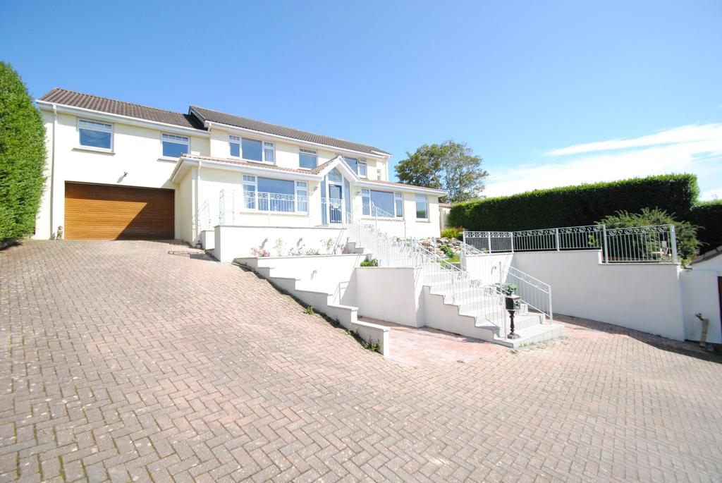 5 Bedrooms Detached House for sale in Cross Park, Berrynarbor