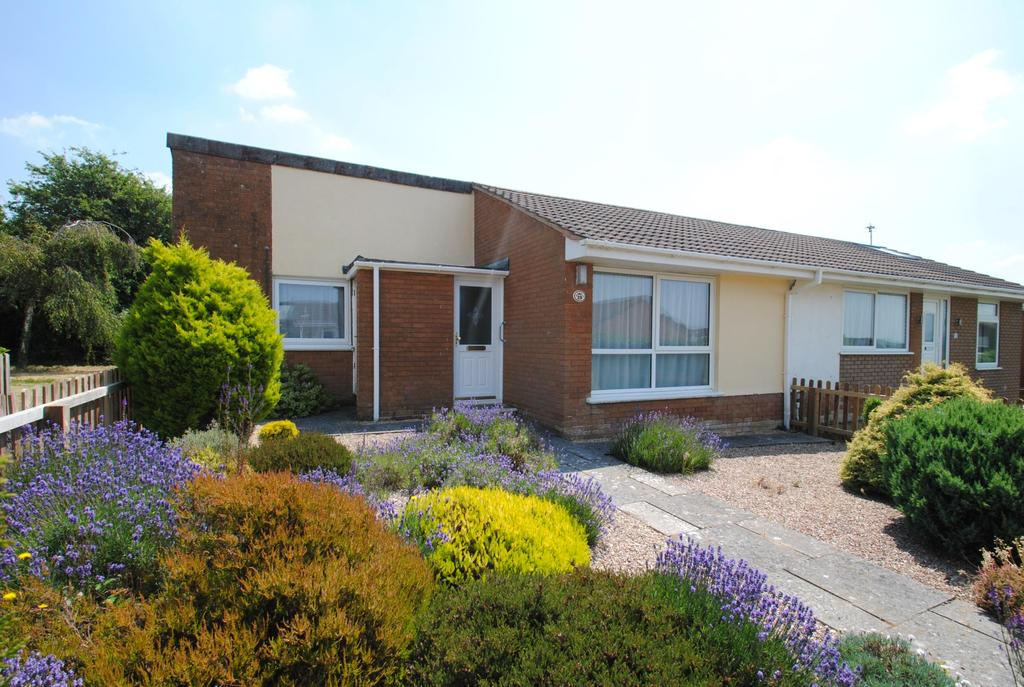 1 Bedroom Bungalow for sale in West Meadow Close, Braunton