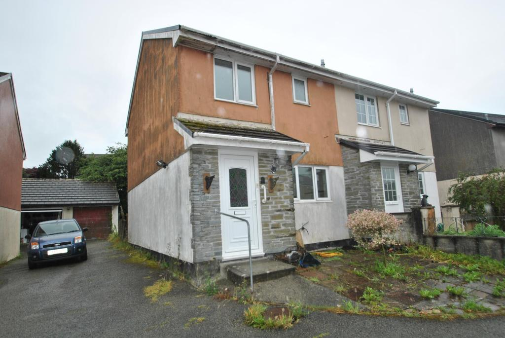 3 Bedrooms Semi Detached House for sale in Rock View Parc, Roche