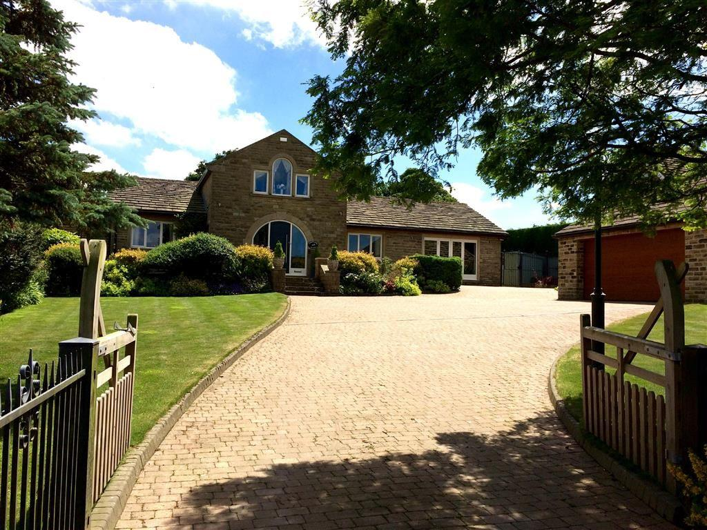 4 Bedrooms Detached House for sale in Bank Lane, Upper Denby, Huddersfield, HD8