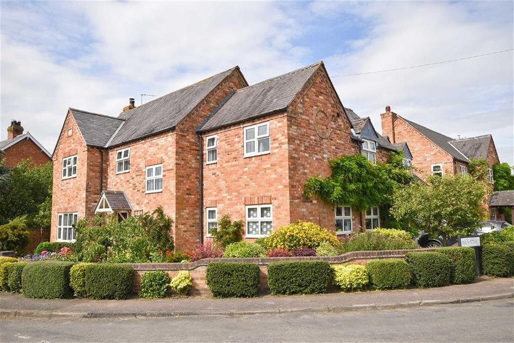 4 Bedrooms Detached House for sale in Westhorpe, Willoughby on the Wolds