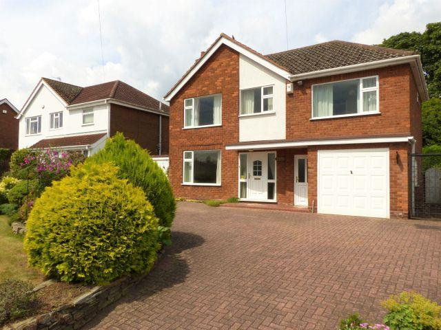 5 Bedrooms Detached House for sale in Main Street,Stonnall,Walsall