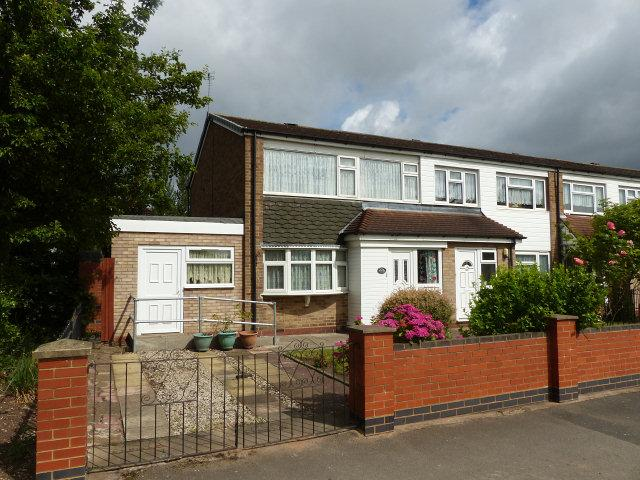 4 Bedrooms End Of Terrace House for sale in Farnborough Road,Castle Vale,Birmingham