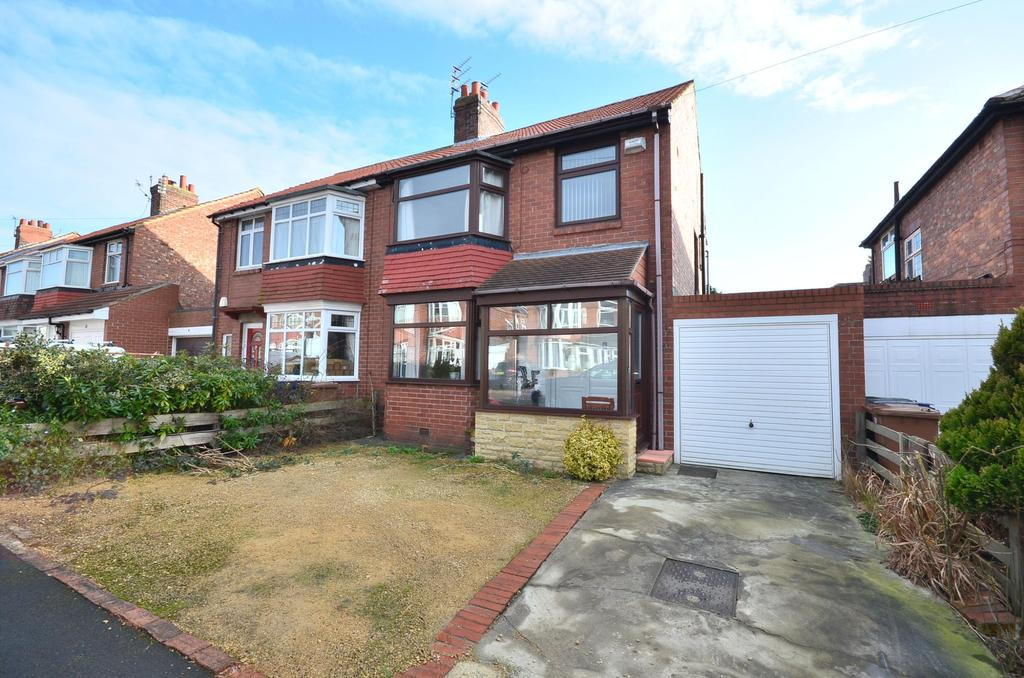 3 Bedrooms Semi Detached House for sale in High Heaton