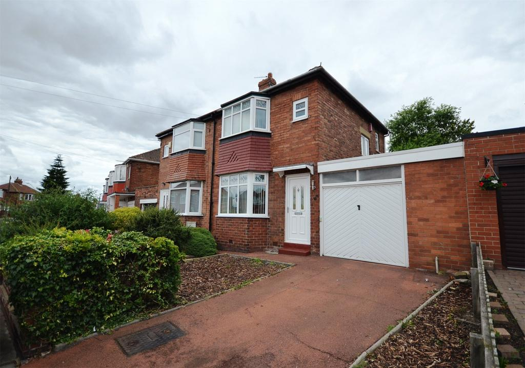 2 Bedrooms Semi Detached House for sale in Denton Burn