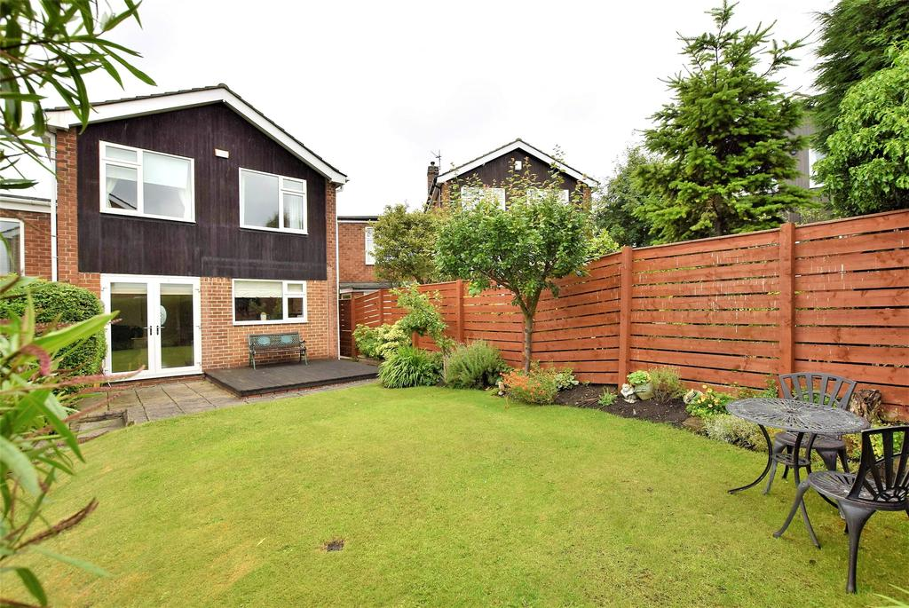 3 Bedrooms House for sale in Harlow Green