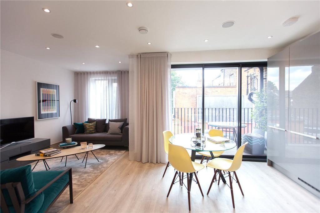 2 Bedrooms Flat for sale in Apt 7 Honeywood Heights, Honeywood Road, Willesden Junction, London, NW10