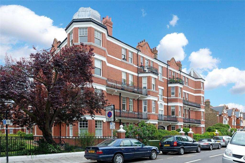 5 Bedrooms Flat for sale in Prebend Mansions, Chiswick High Road, Chiswick, London