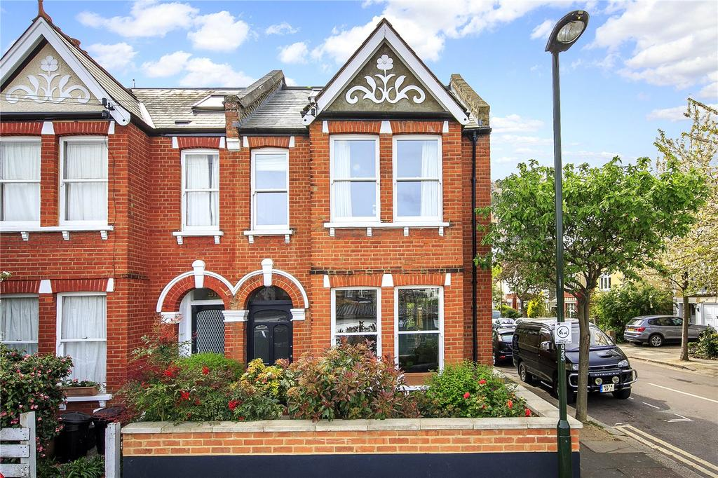 4 Bedrooms End Of Terrace House for sale in Howgate Road, East Sheen, London