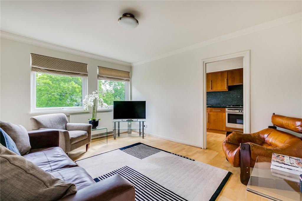 1 Bedroom Flat for sale in Elm Park Gardens, Chelsea