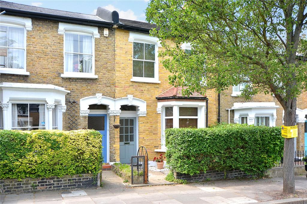 3 Bedrooms Terraced House for sale in Westcombe Hill, London