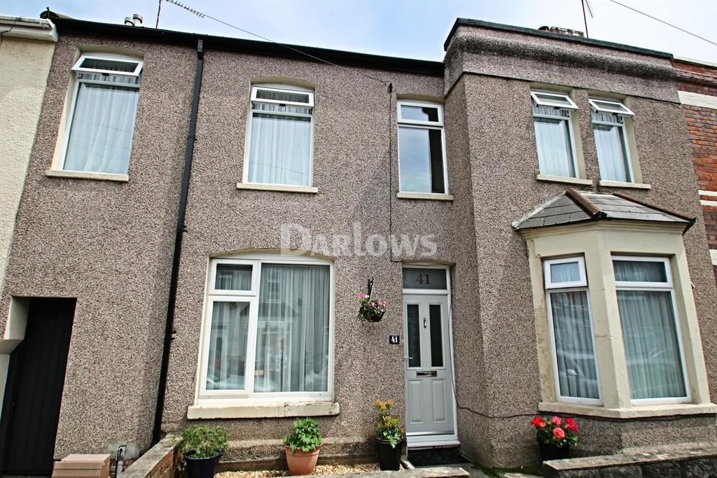 3 Bedrooms Terraced House for sale in Brecon Street, Canton
