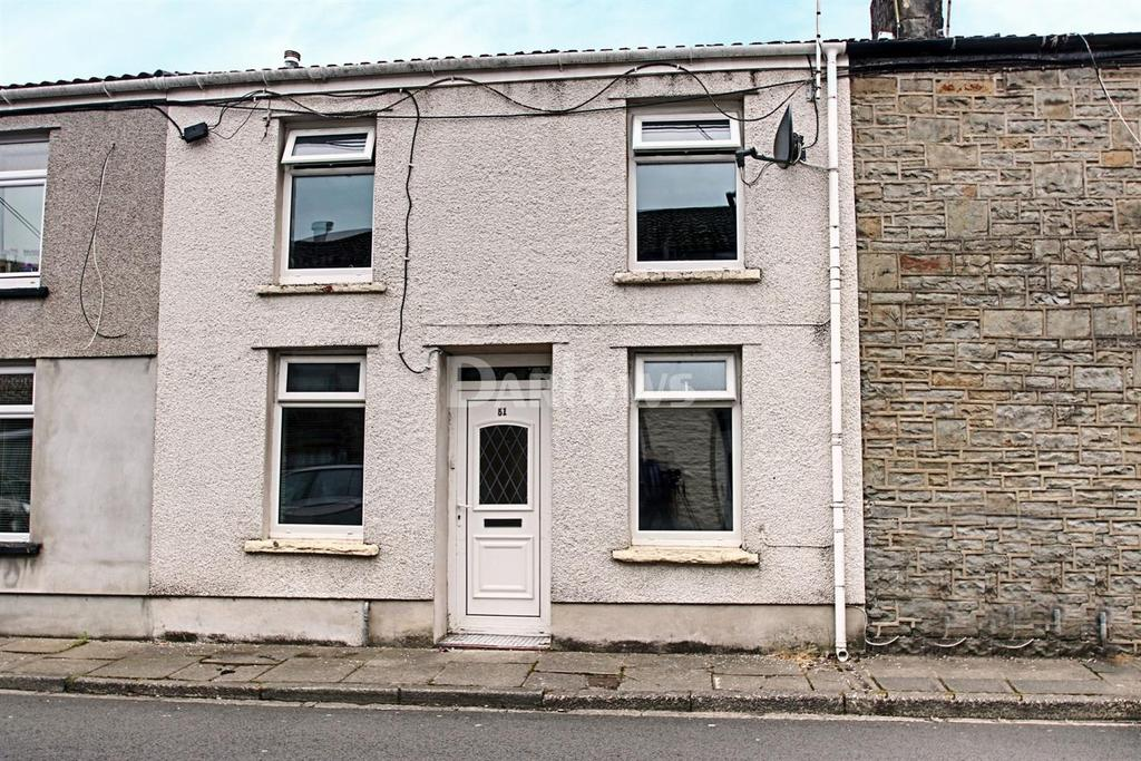 3 Bedrooms Terraced House for sale in Nightingale Street, Abercanaid