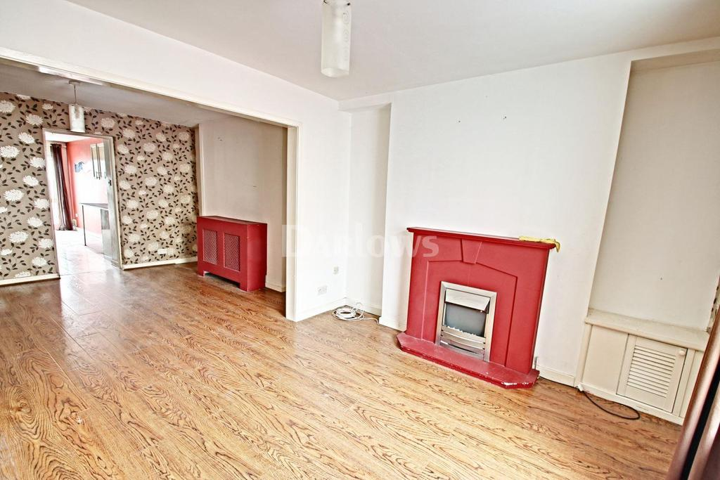 3 Bedrooms Terraced House for sale in Gethin Street Abercanaid