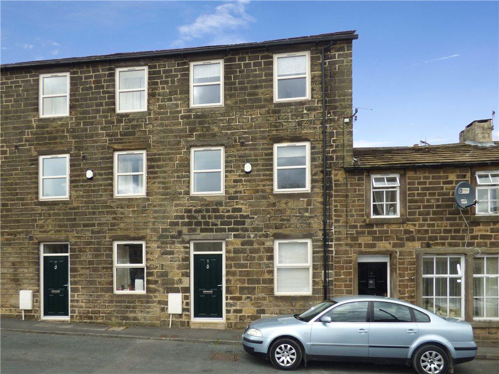 4 Bedrooms Terraced House for sale in Mill Street, Cullingworth, West Yorkshire