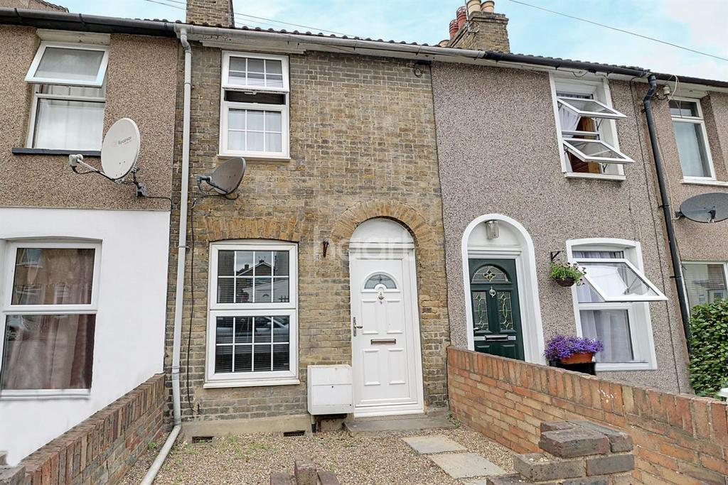 2 Bedrooms Terraced House for sale in St Albans Road, Dartford, DA1