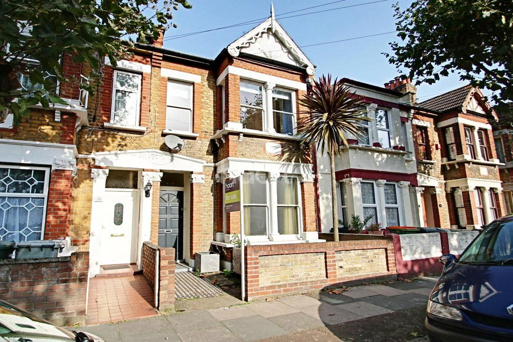 4 Bedrooms Terraced House for sale in Orwell Road, Upton Park
