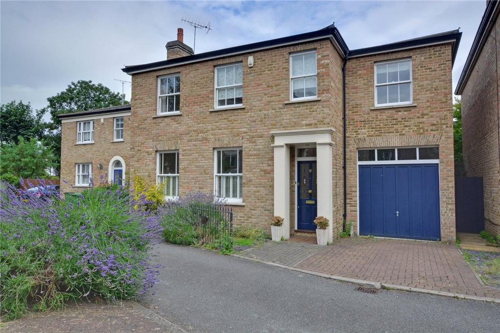 5 Bedrooms Detached House for sale in Admirals Gate, Greenwich, London, SE10