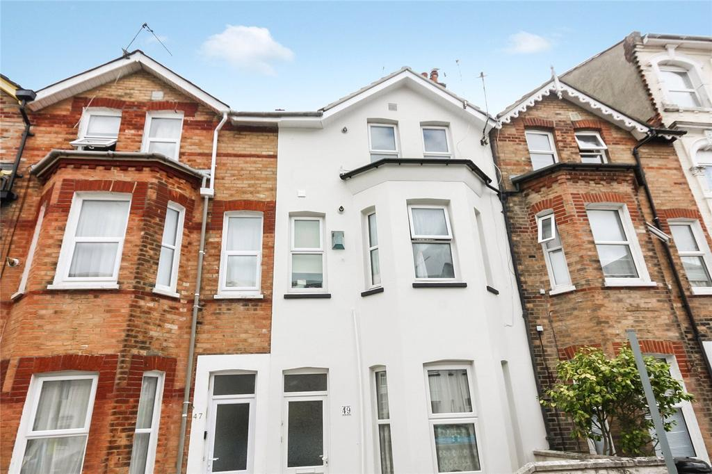 1 Bedroom Flat for sale in St. Michaels Road, Bournemouth, Dorset, BH2
