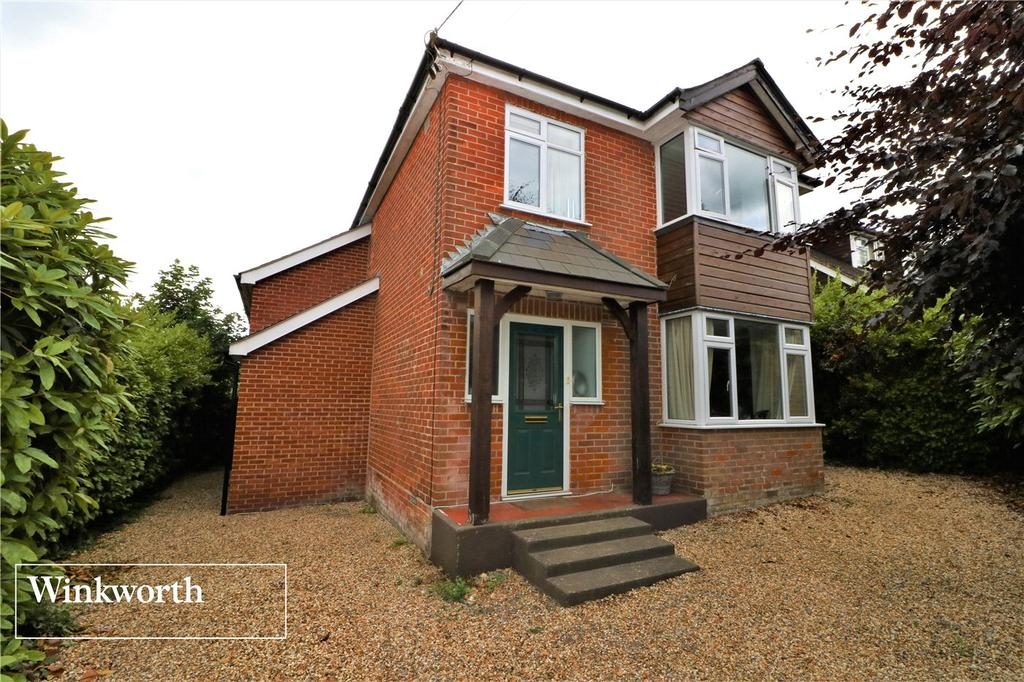 4 Bedrooms Detached House for sale in Manchester Road, Sway, Lymington, Hampshire, SO41