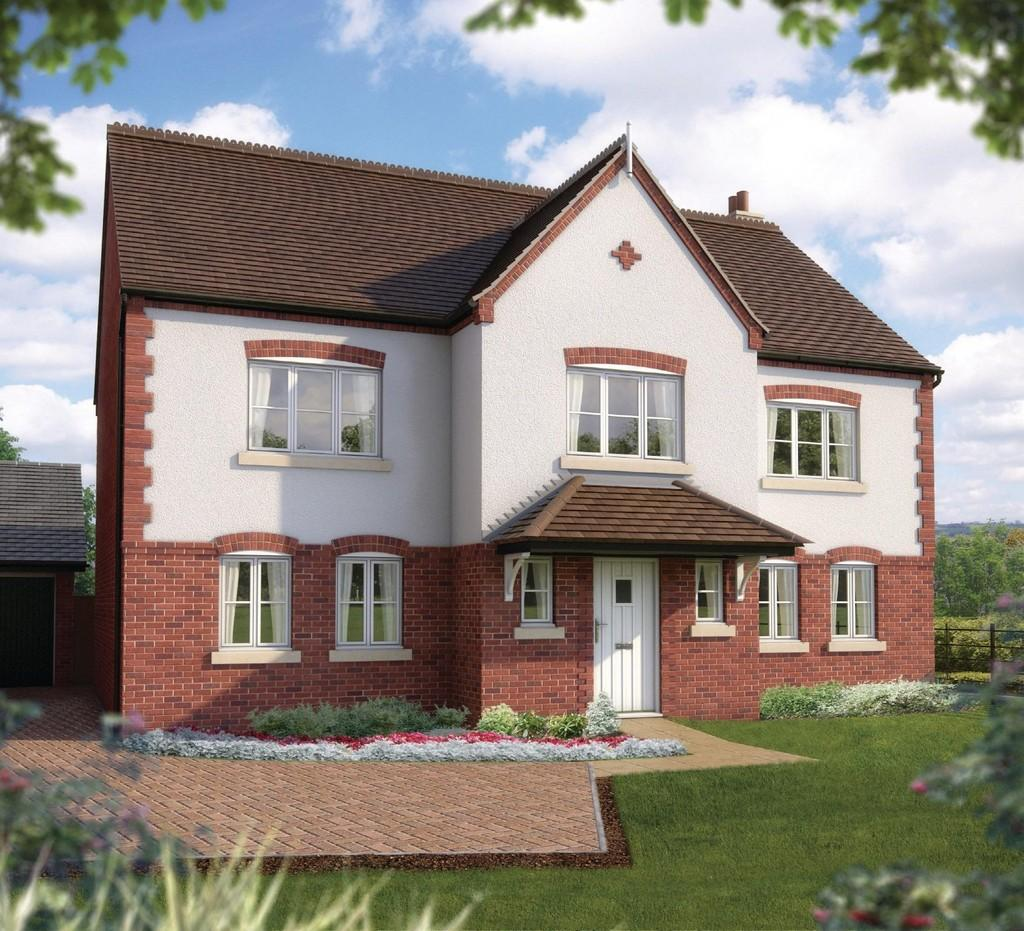3 Bedrooms Detached House for sale in Plot 77 The Truro, Stratford Leys, Stratford Upon Avon