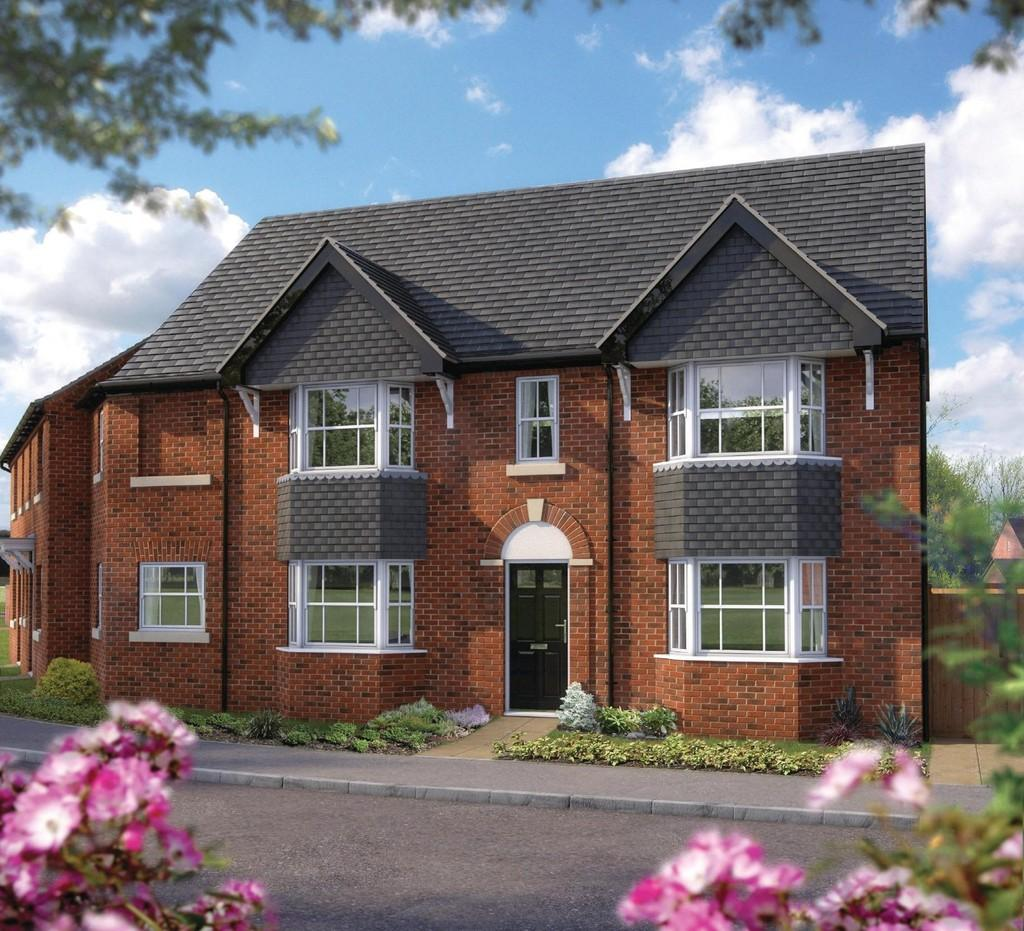 3 Bedrooms Semi Detached House for sale in Plot 74 The Admington Stratford Leys