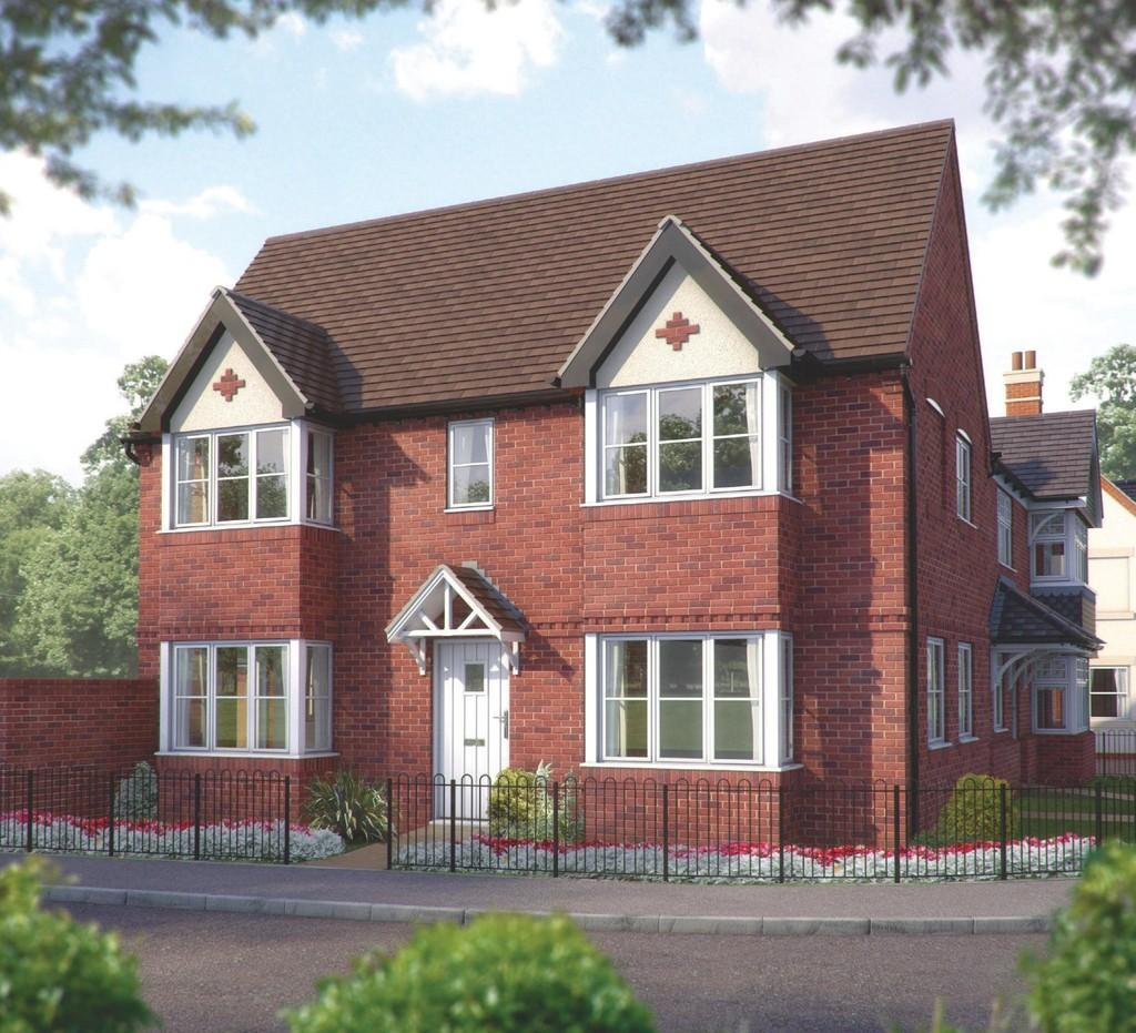 3 Bedrooms Detached House for sale in Plot 3 The Sheringham