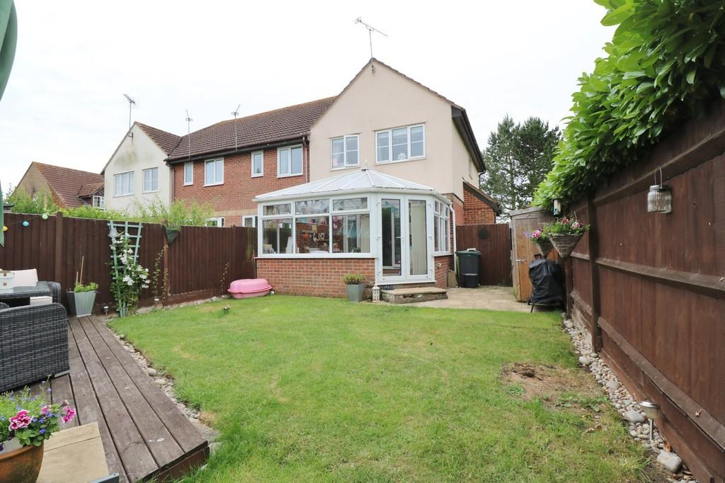 3 Bedrooms End Of Terrace House for sale in Benskins Close, Berden